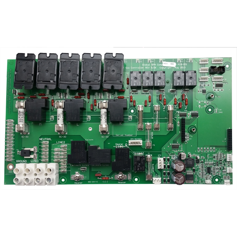 Pak 201011 Circuit Board Arctic Spa Eco Packhot Tub